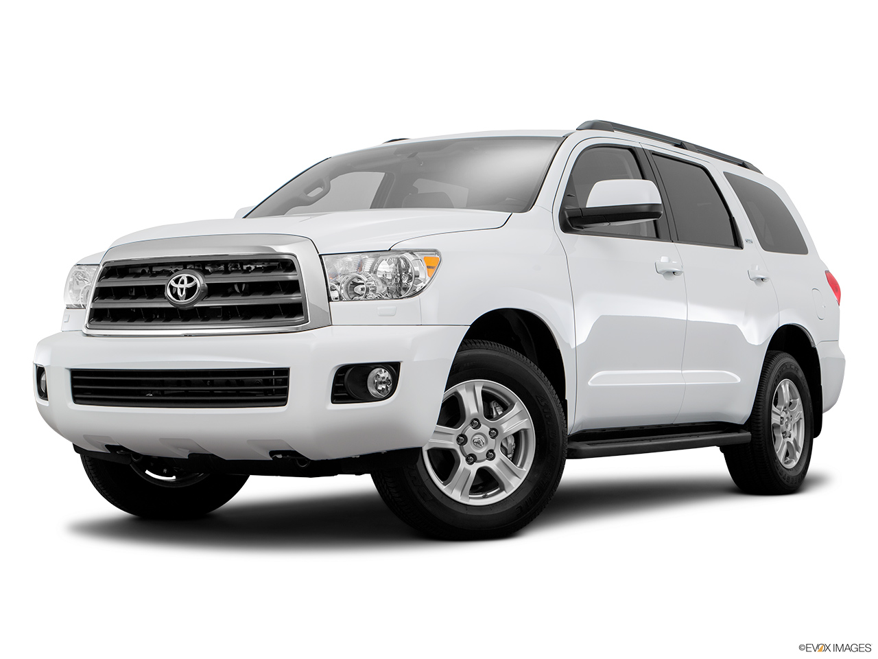 Lease A 2018 Toyota Sequoia Sr5 Automatic Awd In Canada