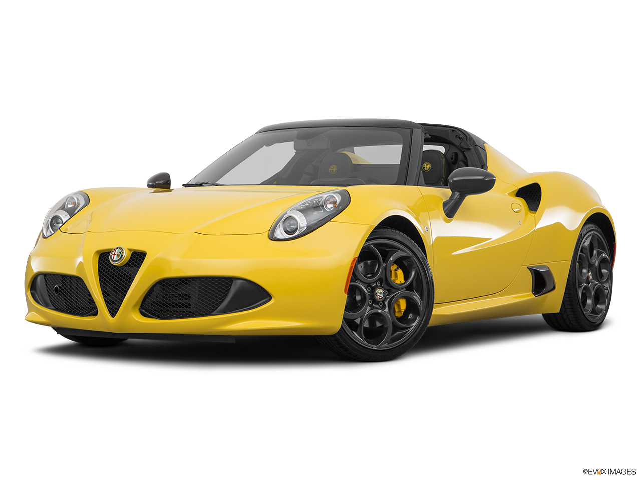 Lease a 2017 Alfa Romeo 4C Spider Automatic 2WD in Canada
