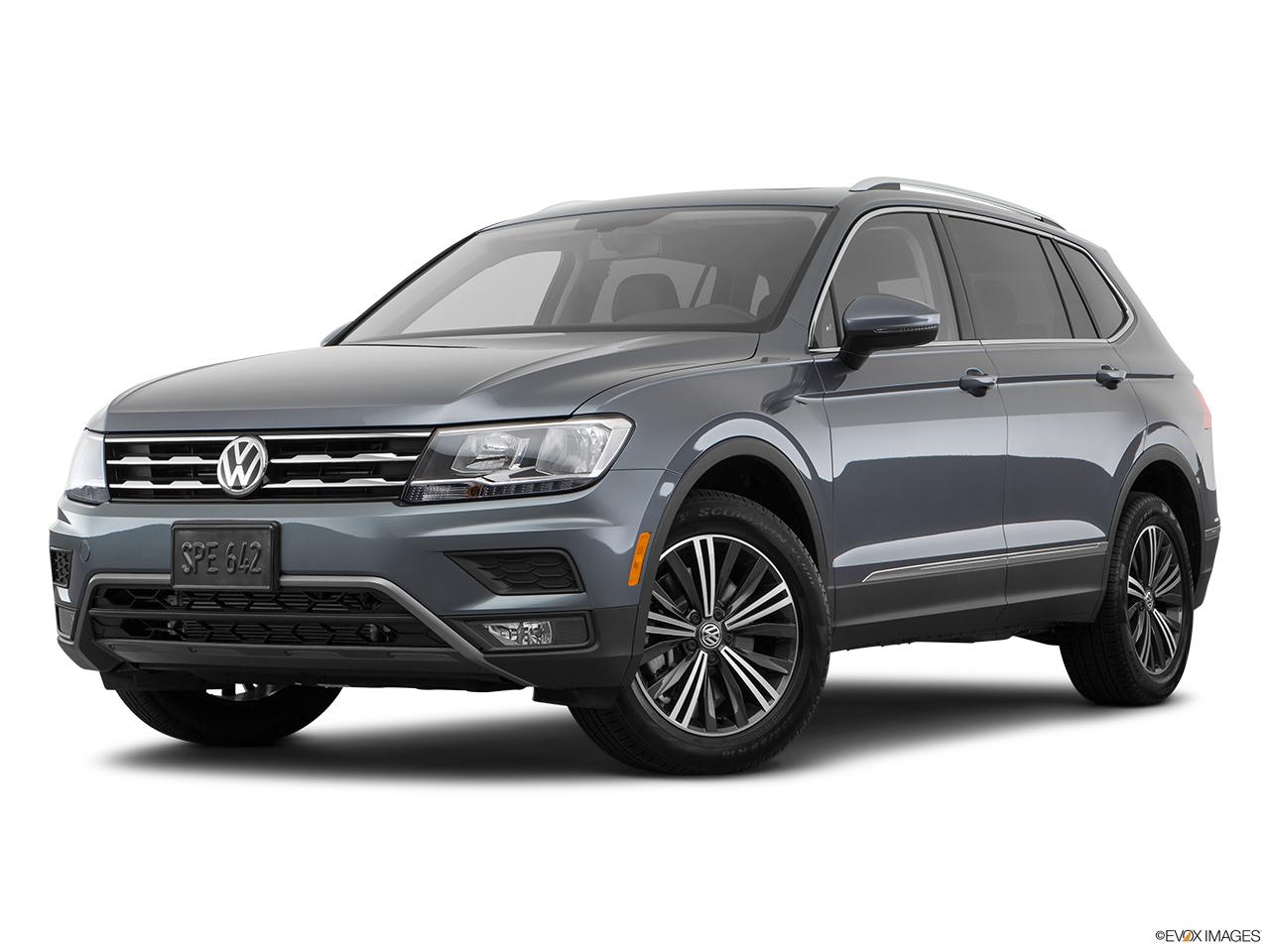 Lease A 2018 Volkswagen Tiguan Trendline Automatic 2wd In