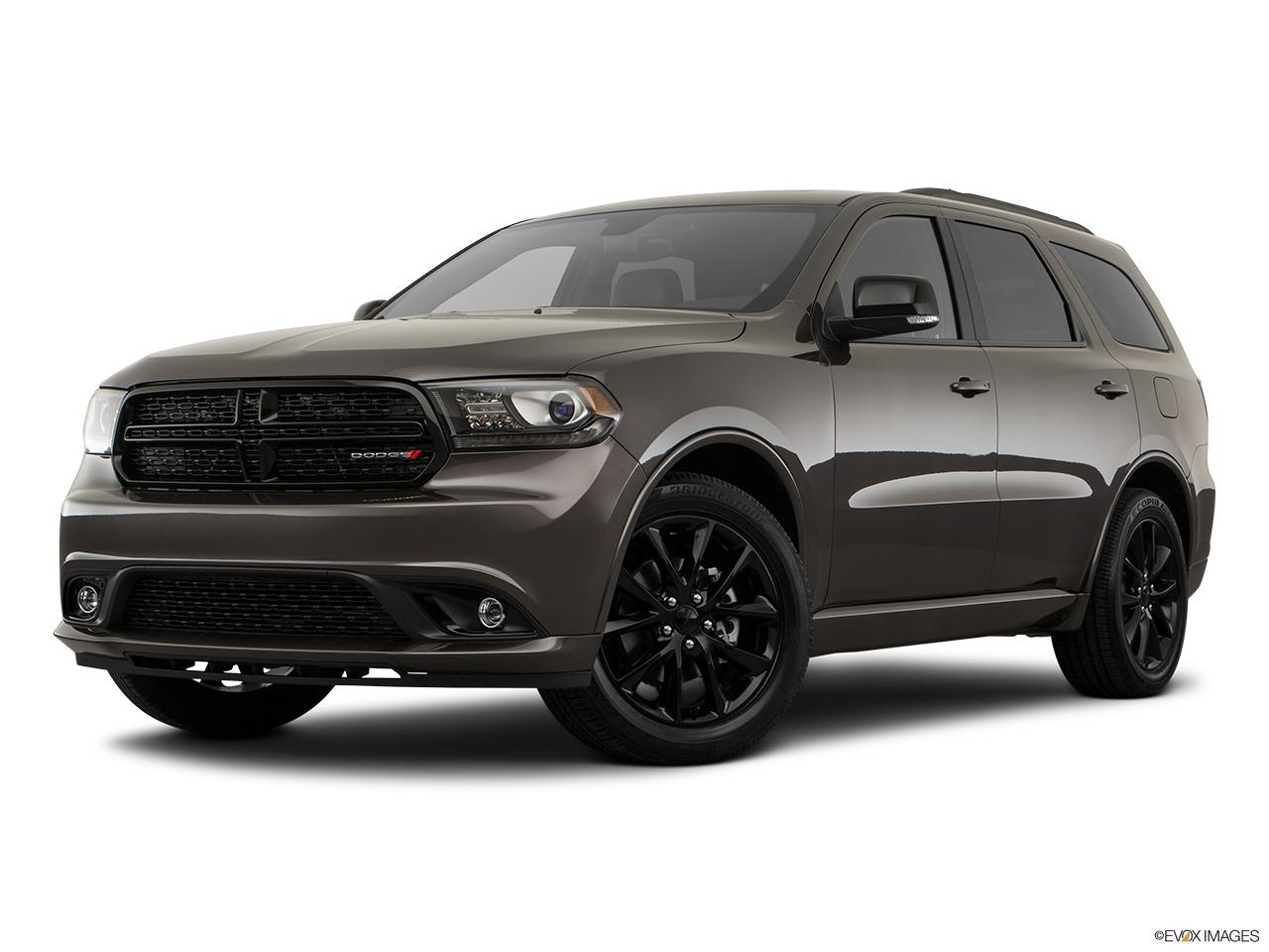 Lease A 2018 Dodge Durango Sxt Automatic Awd In Canada