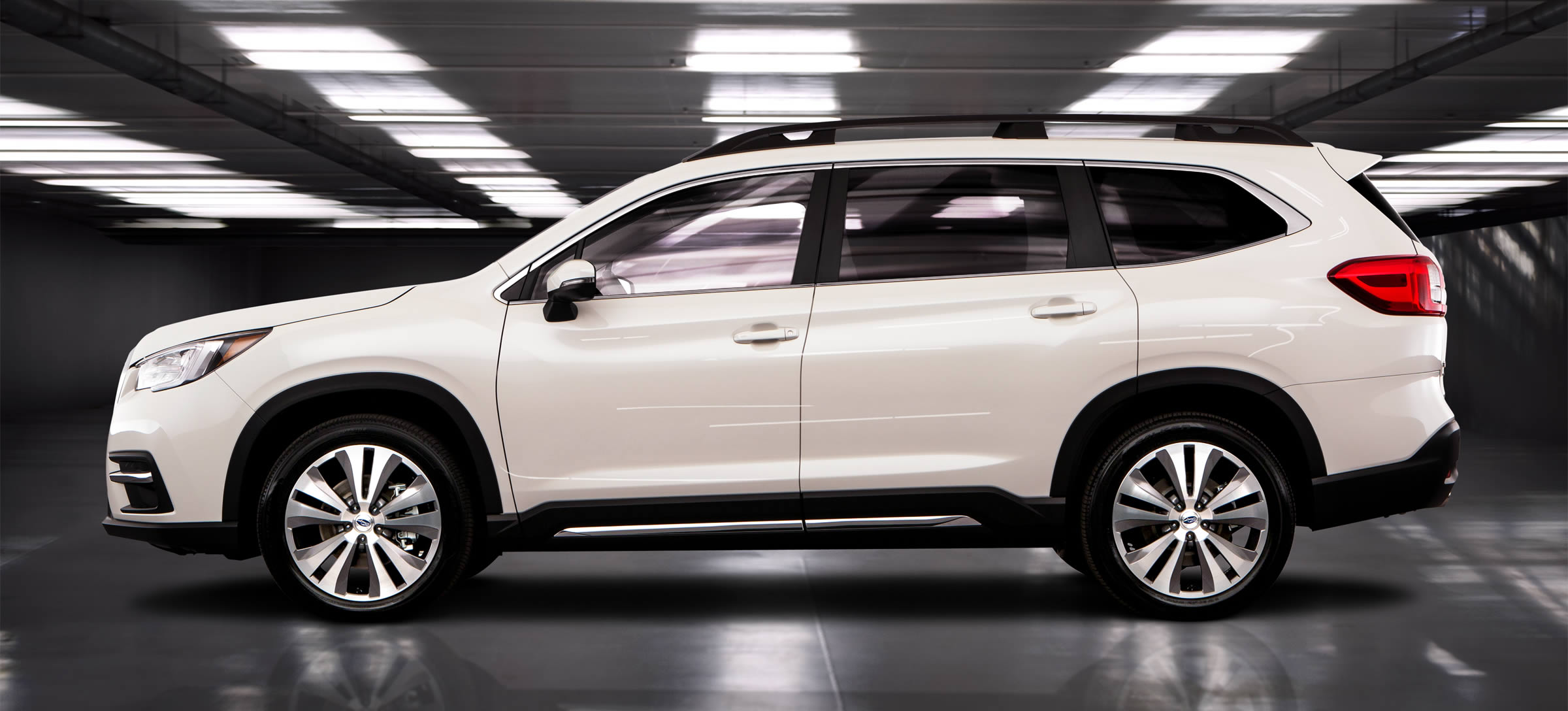 Subaru Is Launching Next Summer The Ascent A Three Row