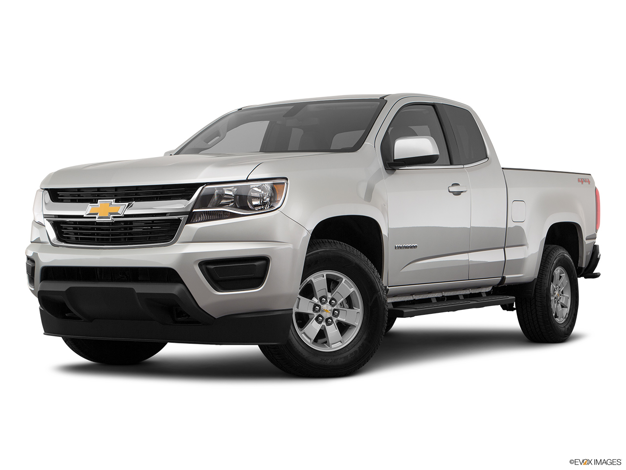 Lease A 2018 Chevrolet Colorado Extended Cab Automatic 2wd