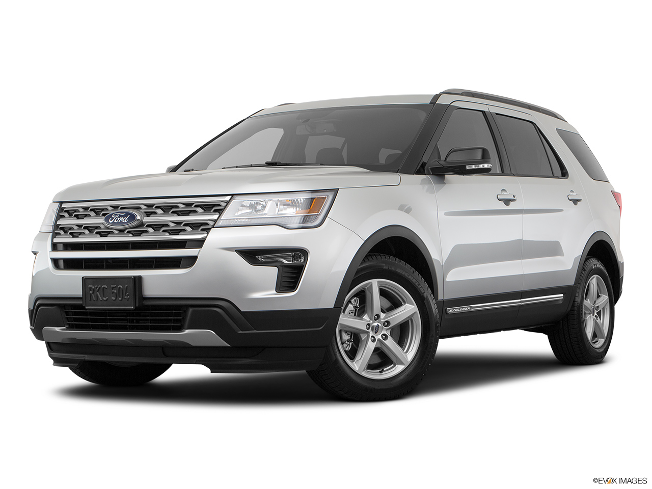 Lease a 2018 Ford Explorer Automatic 2WD in Canada | LeaseCosts Canada