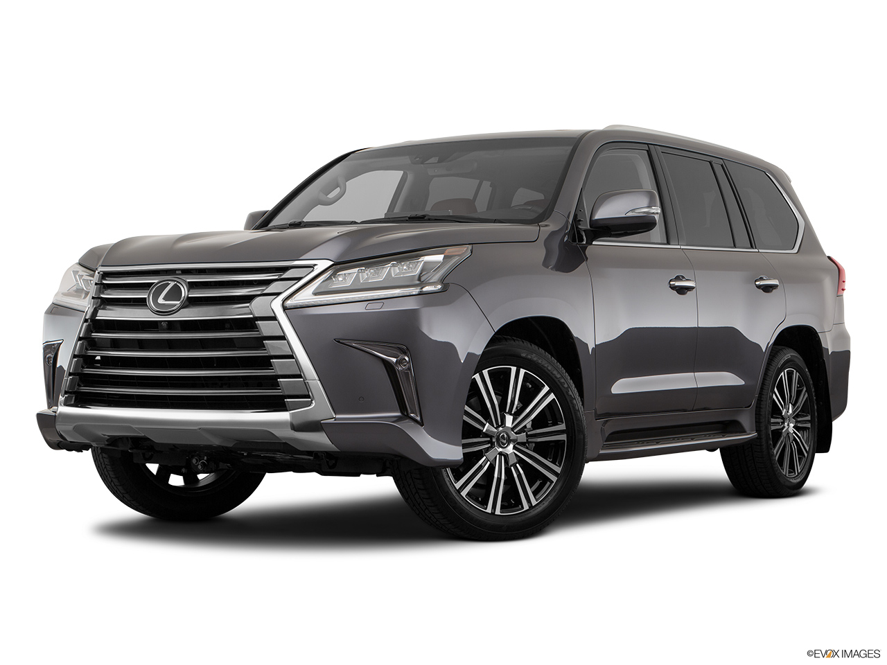 Lease A 2018 Lexus Lx 570 Automatic Awd In Canada