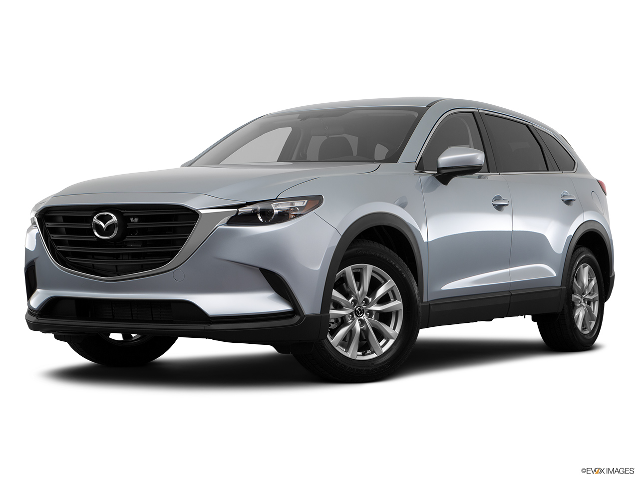 Lease A 2018 Mazda Cx 9 Gs Automatic Awd In Canada