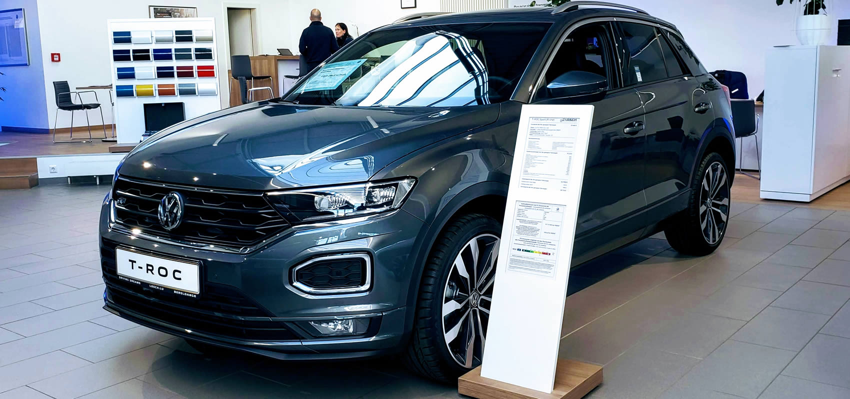 2019 vw t roc the volkswagen suv that may come to canada. Black Bedroom Furniture Sets. Home Design Ideas