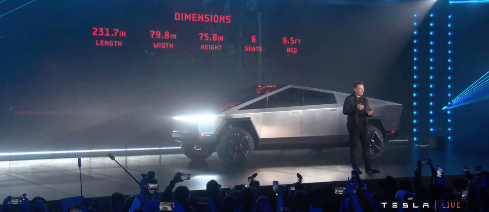 Tesla Cybertruck Unveil What We Can Expect From It Leasecosts Canada
