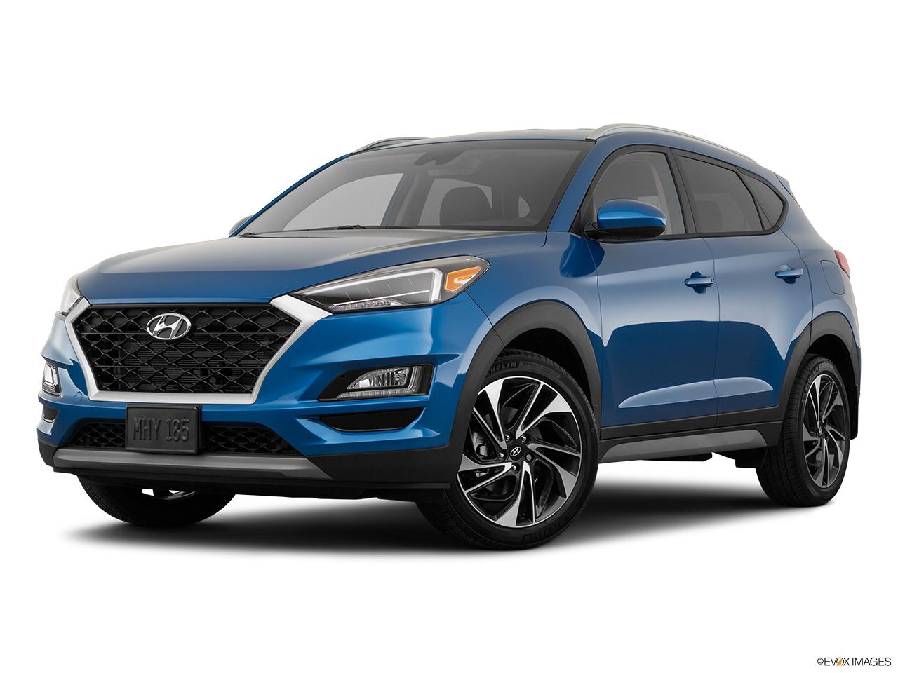 Lease a 2021 Hyundai Tucson 2.0L Automatic 2WD in Canada ...