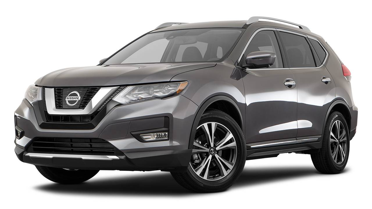 2020 SUV Under 350 CAD per Month in Canada: Nissan Rogue