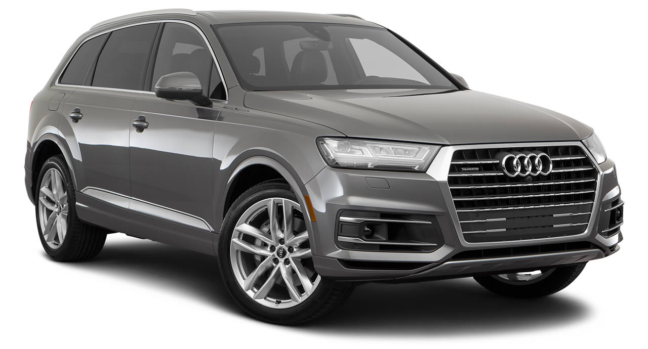 2020 Best Family SUV in Canada: Audi Q7