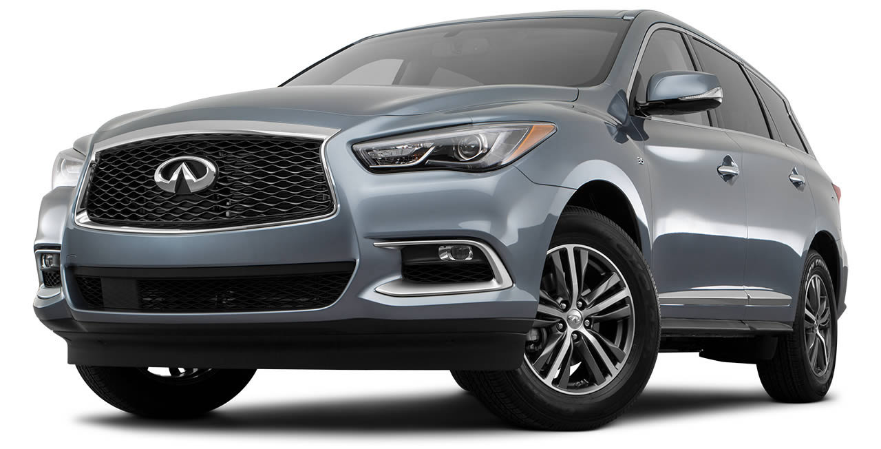 2020 Best Family SUV in Canada: Infiniti QX60