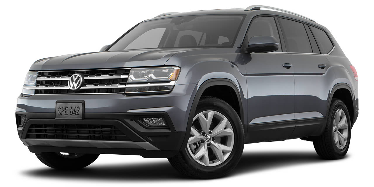 2020 Best Family SUV in Canada: Volkswagen Atlas