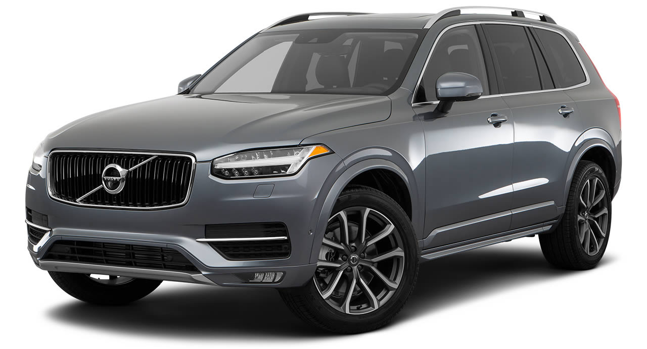 2020 Best Family SUV in Canada: Volvo XC90