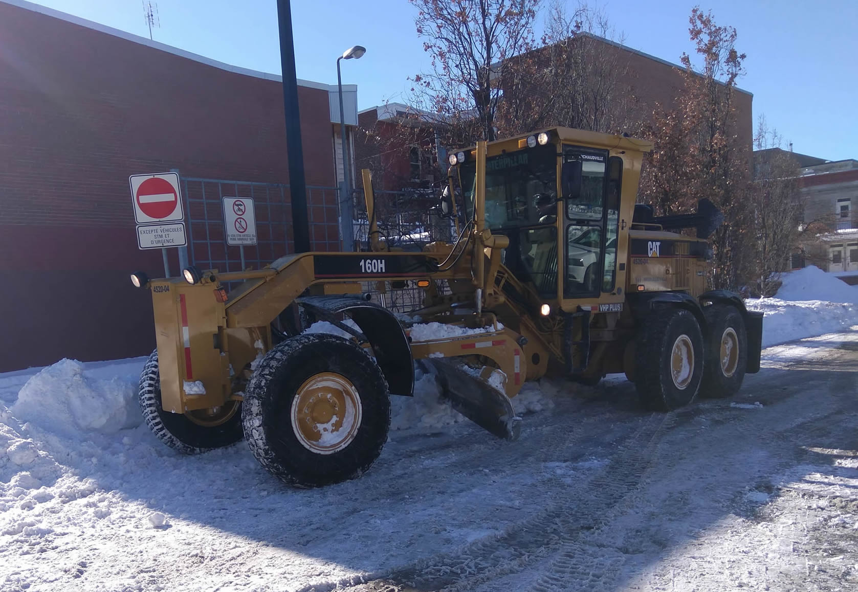Snow removal Montreal