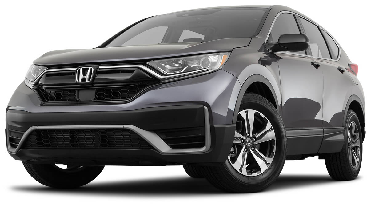 2019 SUV Under 350 CAD per Month in Canada: Honda CR-V