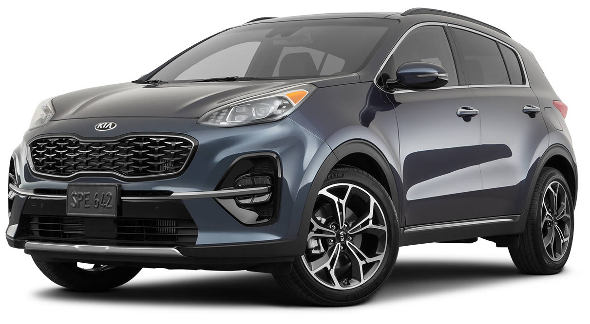 2020 SUV Under 350 CAD per Month in Canada: KIA Sportage