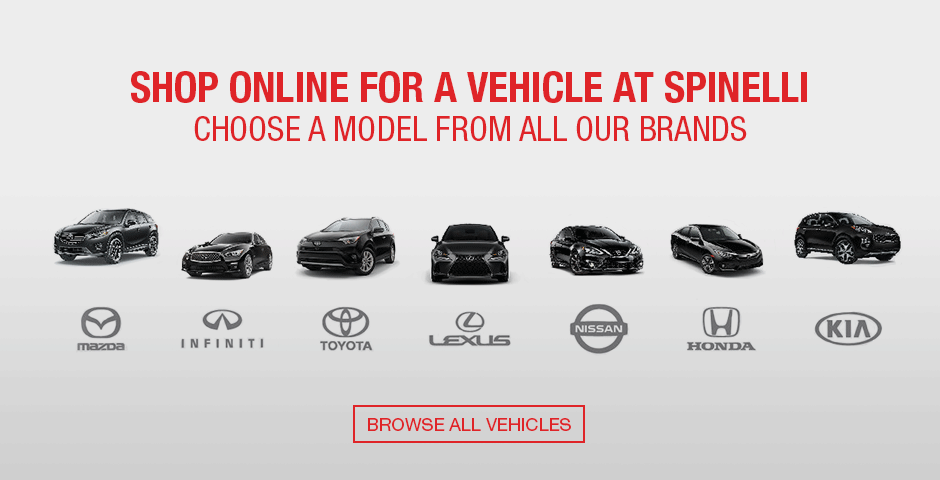 Best Car Deals in Montreal: Spinelli Car Browser