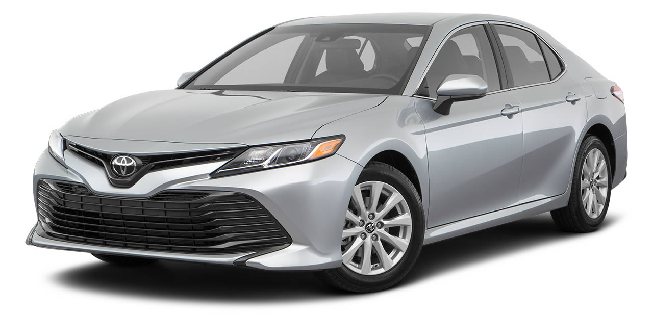 Best Cars for UberX in Canada: Toyota Camry