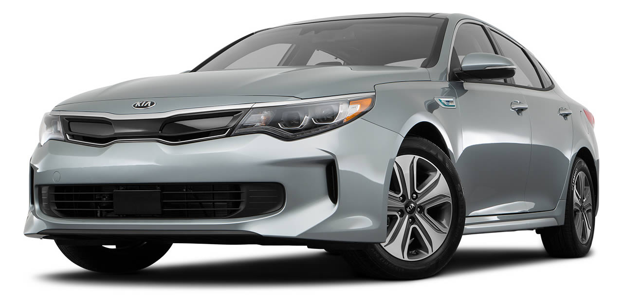 Best Hybrid Cars Canada: Kia Optima