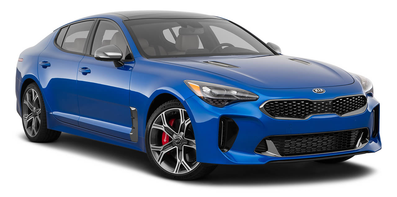 Best Car Deals in Canada March 2018: KIA Stinger