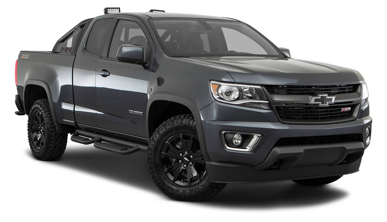 2019 Best Truck in Canada: Chevrolet Colorado