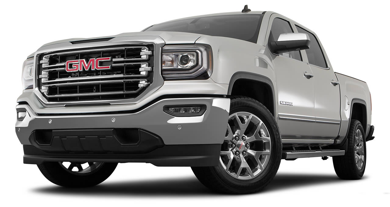 2019 Best Truck in Canada: GMC Sierra