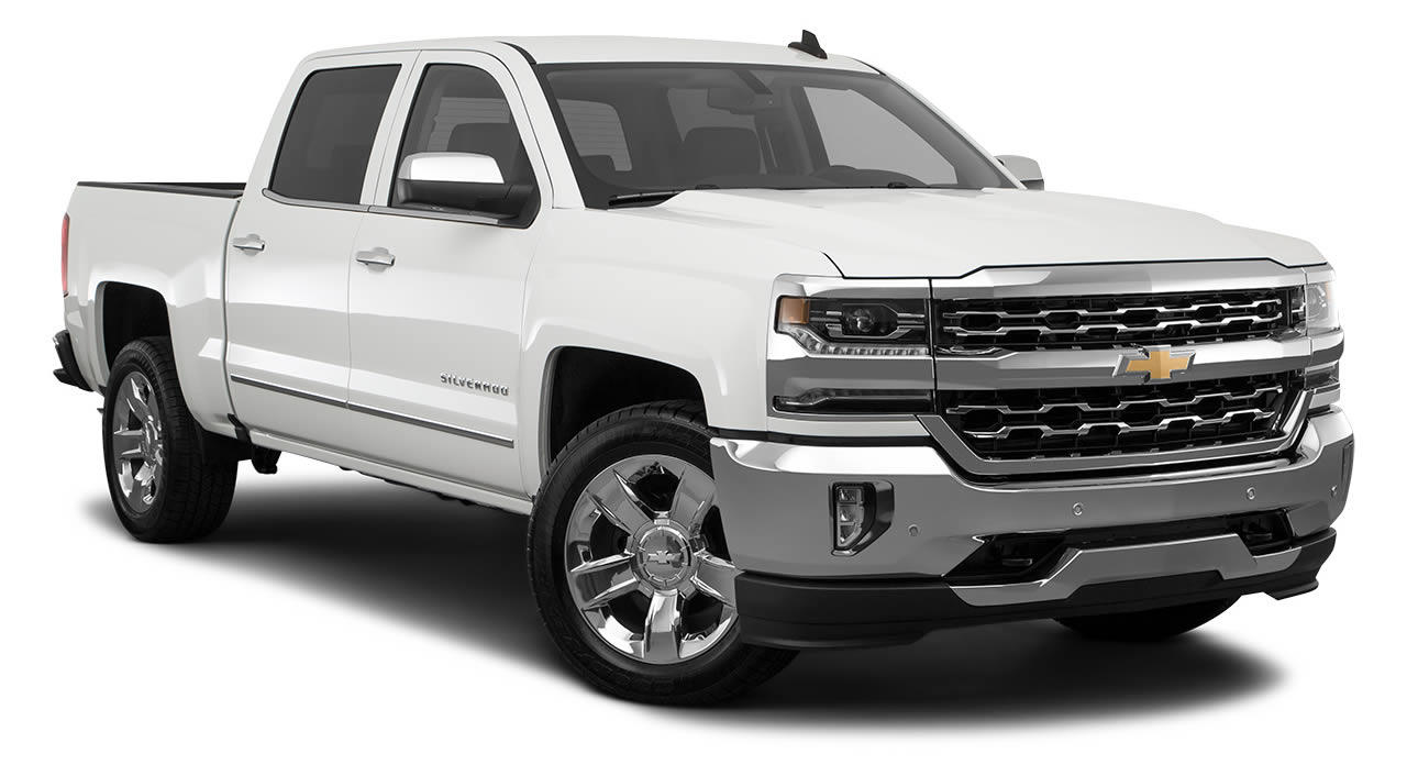 2019 Best Truck in Canada: Chevrolet Silverado