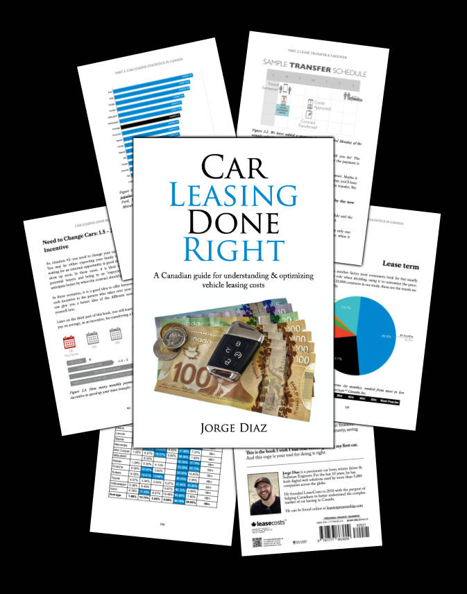 Car Leasing Done Right Book - LeaseCosts Canada