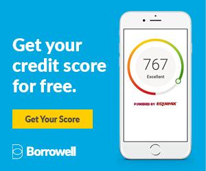 Borrowell Credit Score Canada