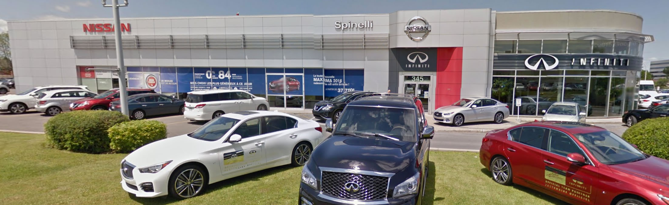 Spinelli Nissan: The Most Popular Nissan Dealer in Montreal