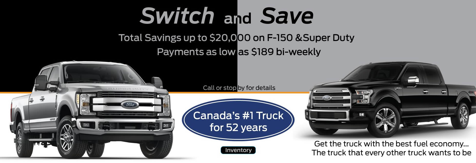 Halifax Best Car Deals: Ford F150 Pickup Offers