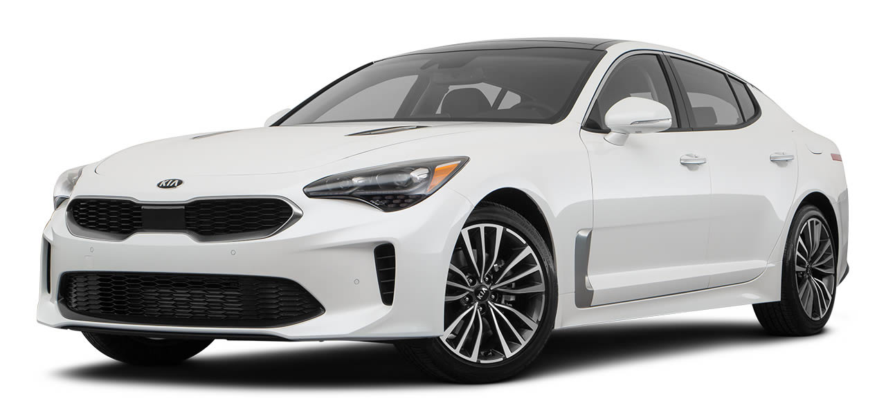 High-End Lease Takeover Deals in Toronto: KIA Stinger