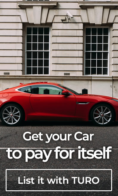 List your Car With Turo