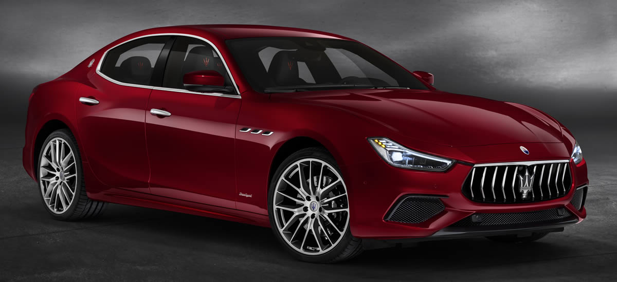 Maserati Vehicles in Canada: The 3 Most Popular Models - Ghibli