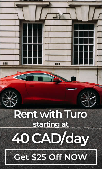 Rent with Turo
