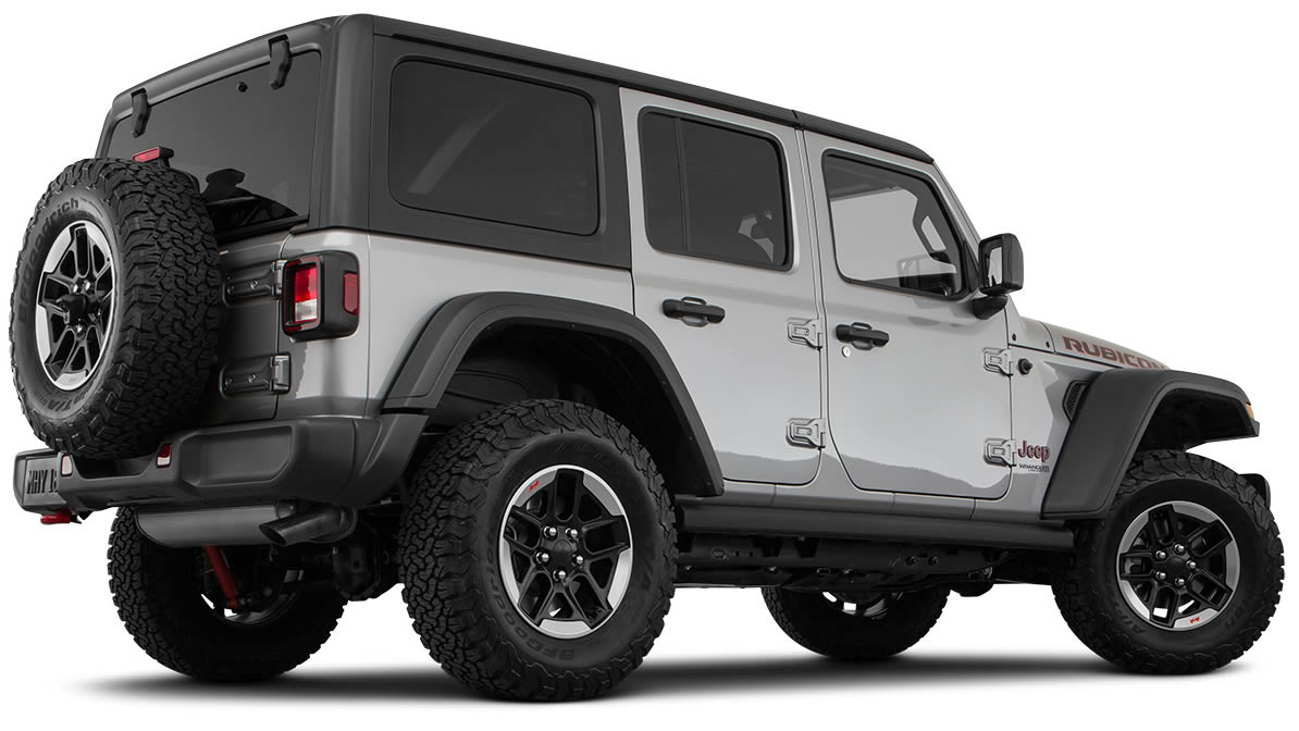 Short Term Car Rentals with Turo: Jeep Wrangler