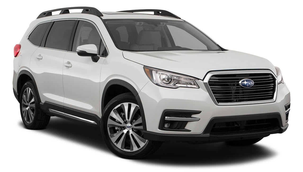 Subaru Is Launching Next Summer The Ascent A Three Row Suv Leasecosts Canada