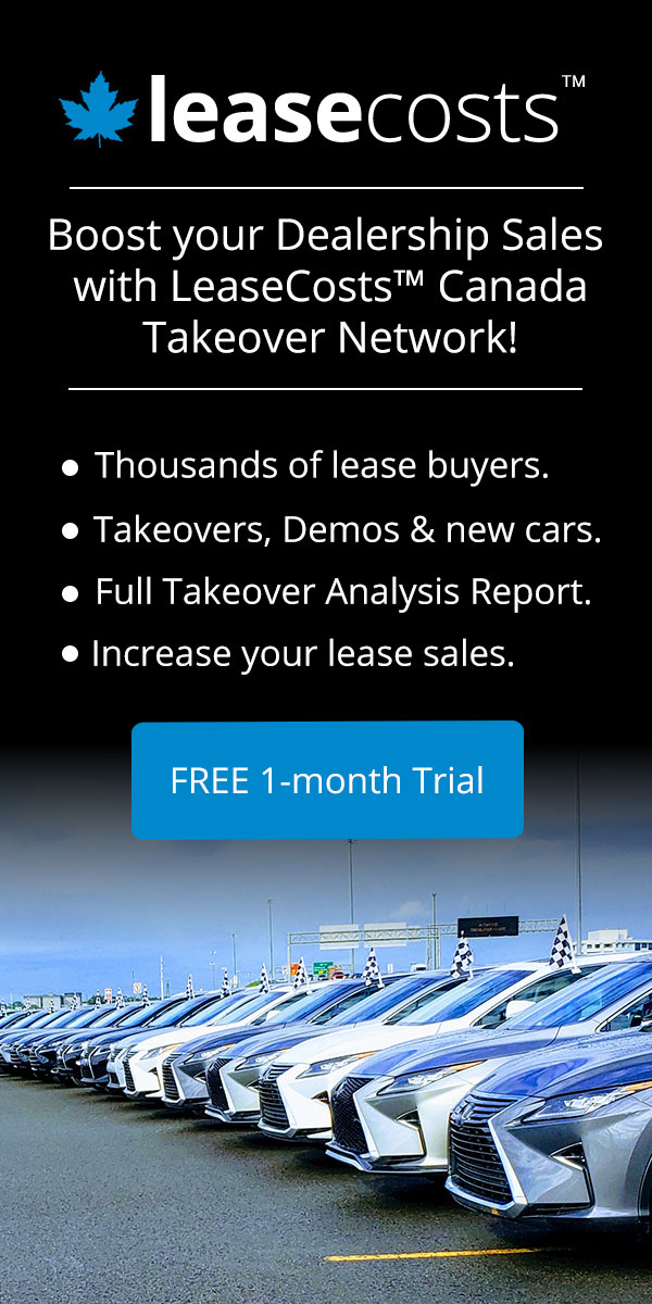 LeaseCosts Dealer Affiliate Program