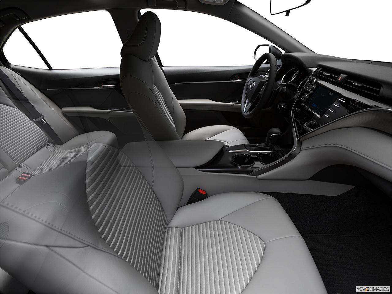 2018 toyota camry white interior. toyota canada: camry interior 2018 white