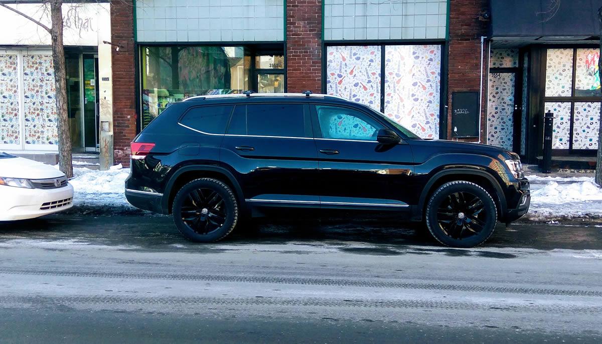 Volkswagen Atlas Sales In Canada How Many So Far