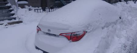 How To Deal with Your Car After a Snowstorm