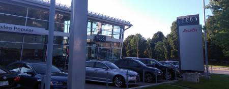 Top Audi Dealerships in Canada