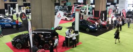 2018 Electric Vehicle Show Montreal