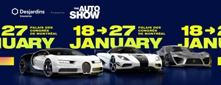 The 2019 Montreal Auto Show Starts Next Week!
