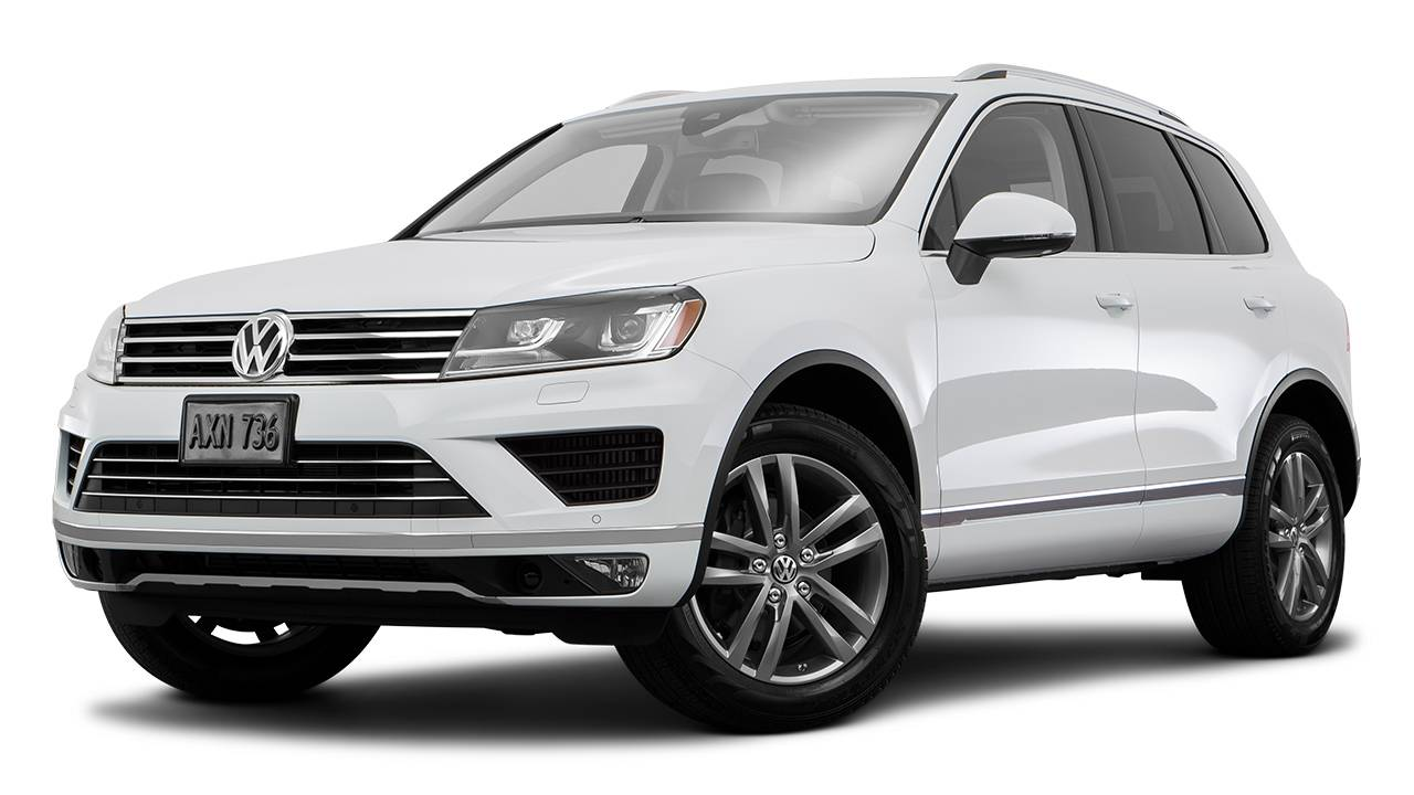Volkswagen touareg 2016 lease