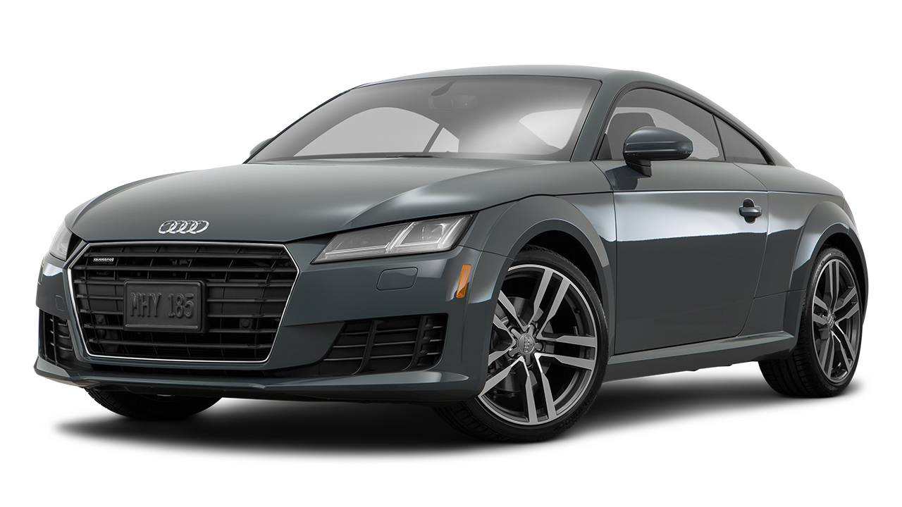 2018 Audi TT Coupé Automatic AWD