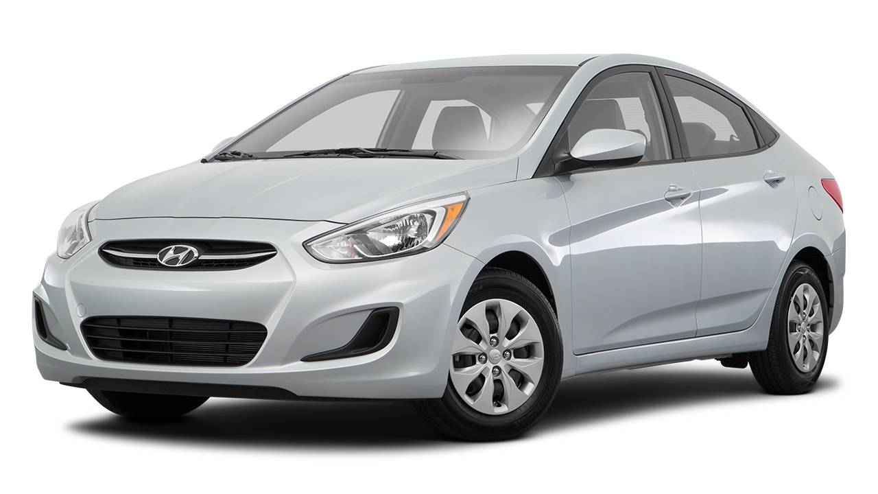 Lease A 2017 Hyundai Accent L Manual 2wd In Canada