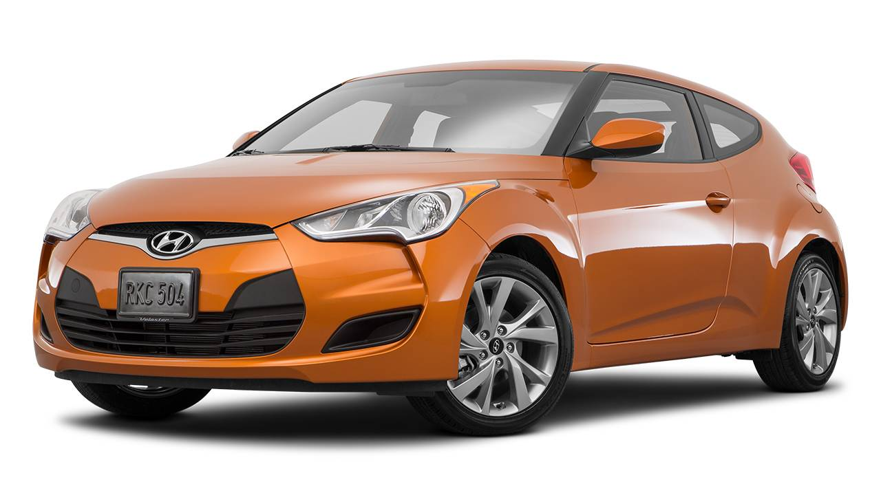 Lease A 2016 Hyundai Veloster Base Dct Automatic 2wd In