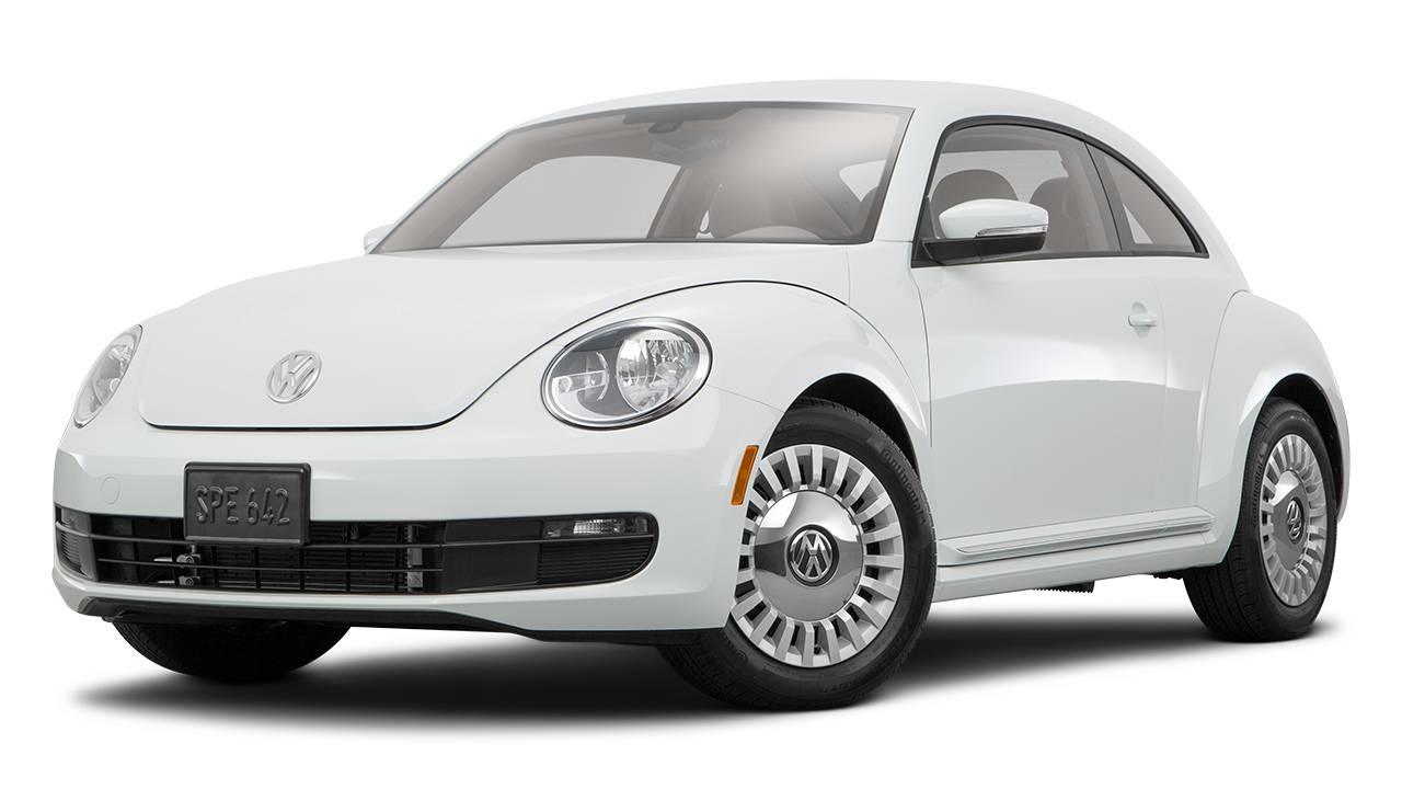 2019 Volkswagen Beetle Trendline Automatic 2WD