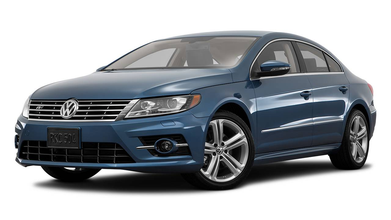Lease A 2017 Volkswagen Cc Sportline Automatic 2wd In